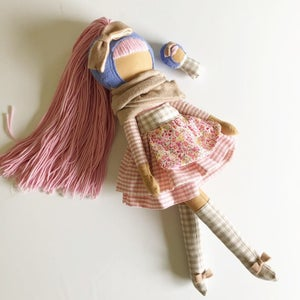 Image of Classic Doll - Choose your own eyes