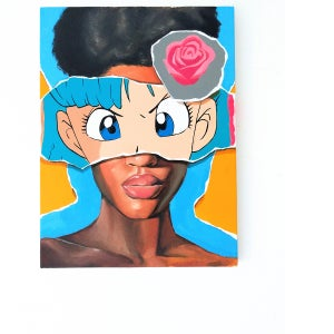 Image of TO2 *original and print*