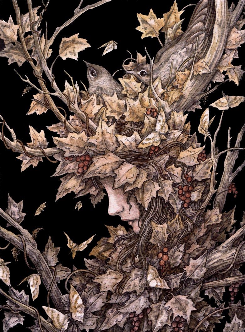 Image of 'The Ivy Crown' by Adam Oehlers