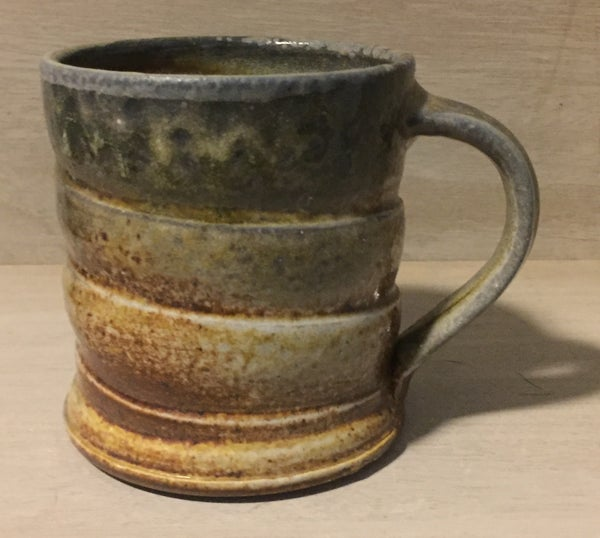 Image of C008 Wood Fired Mug