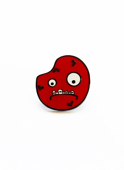 Image of Colin enamel pin