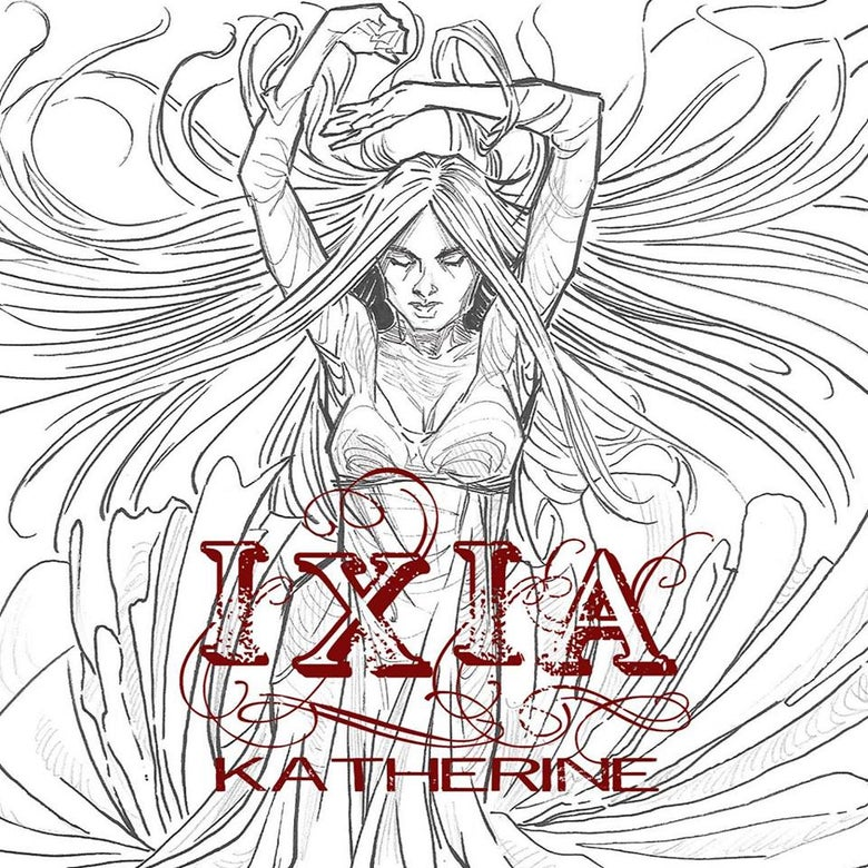 Image of Ixia - Katherine EP CD