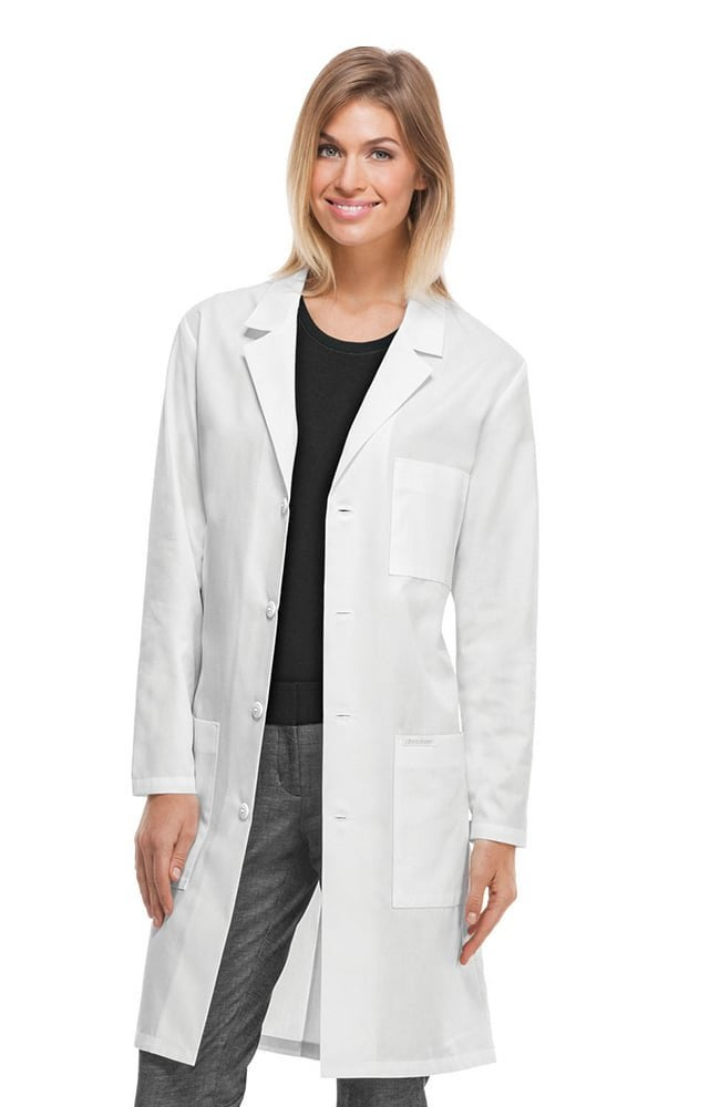 Image of Anti-Bacterial, Fluid Barrier Lab Coat