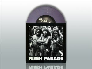"Image of Flesh Parade ""Kill Whitey"" Vinyl 7"""