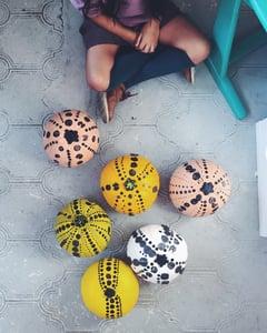 Image of Kusama Pumpkin Workshop
