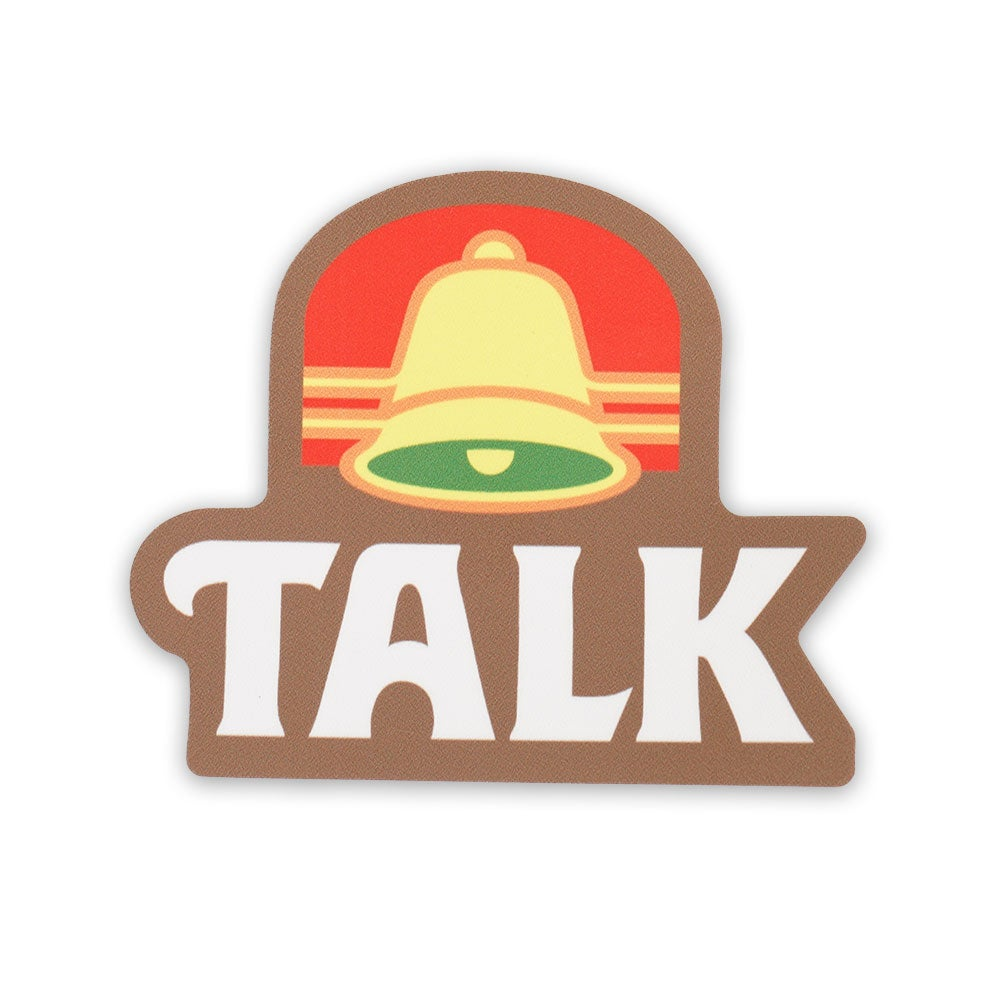 Image of TalkO Stickers 5 Pack