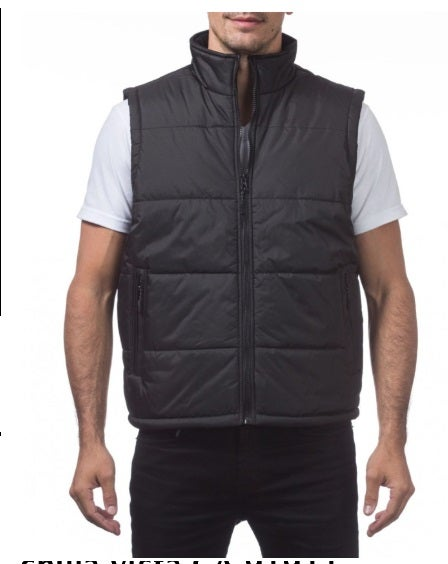 Image of Pro Club Padded Vest