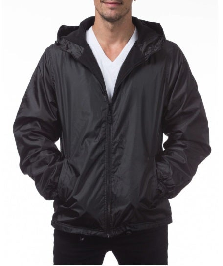 Image of Pro Club Water Proof Wind Breaker Jacket