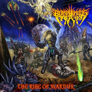 Image of Blasphemous Creation - The Rise Of Marduk CD