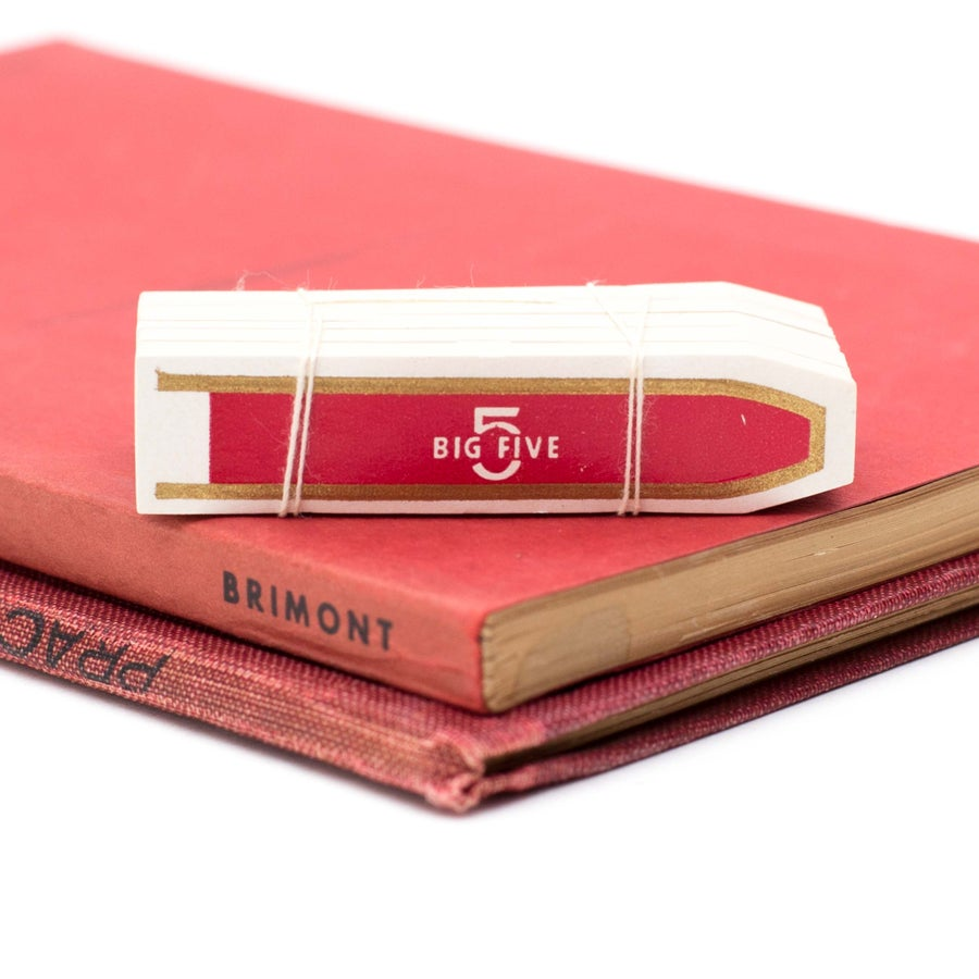 Image of Red Cigar Band Bundle - Big 5