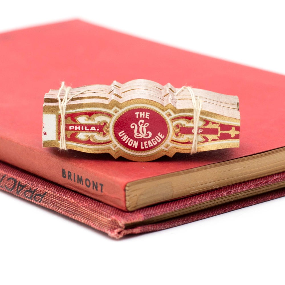 Image of Red Cigar Band Bundle - The Union League