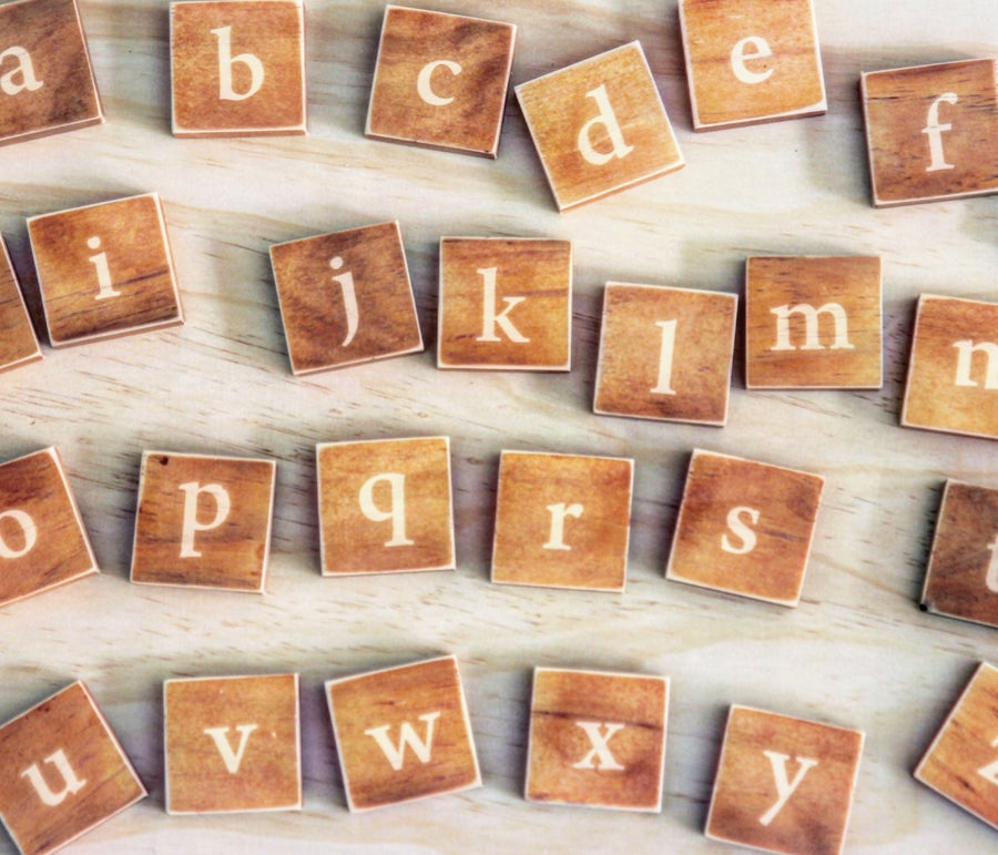 Image of Alphabet Tiles
