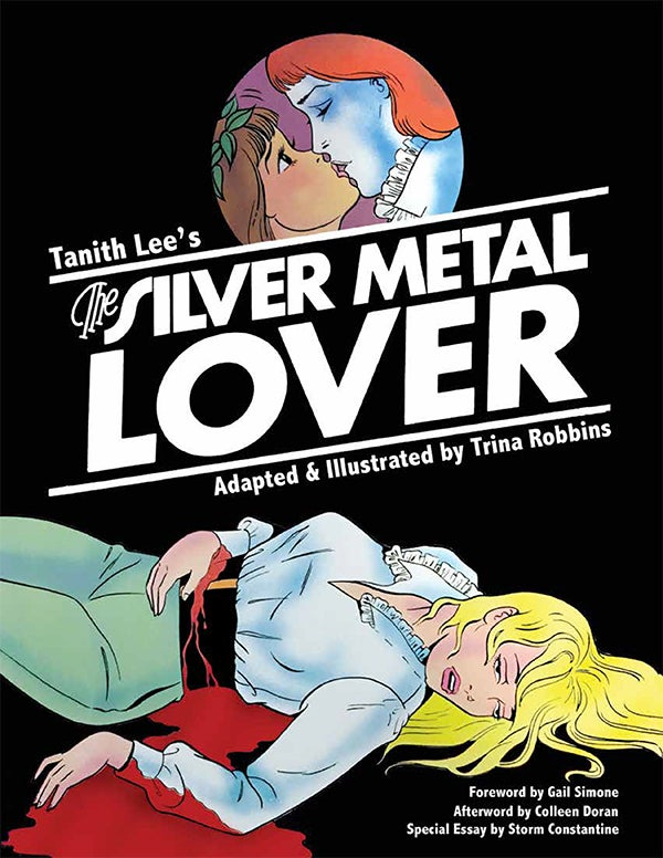 Image of THE SILVER METAL LOVER