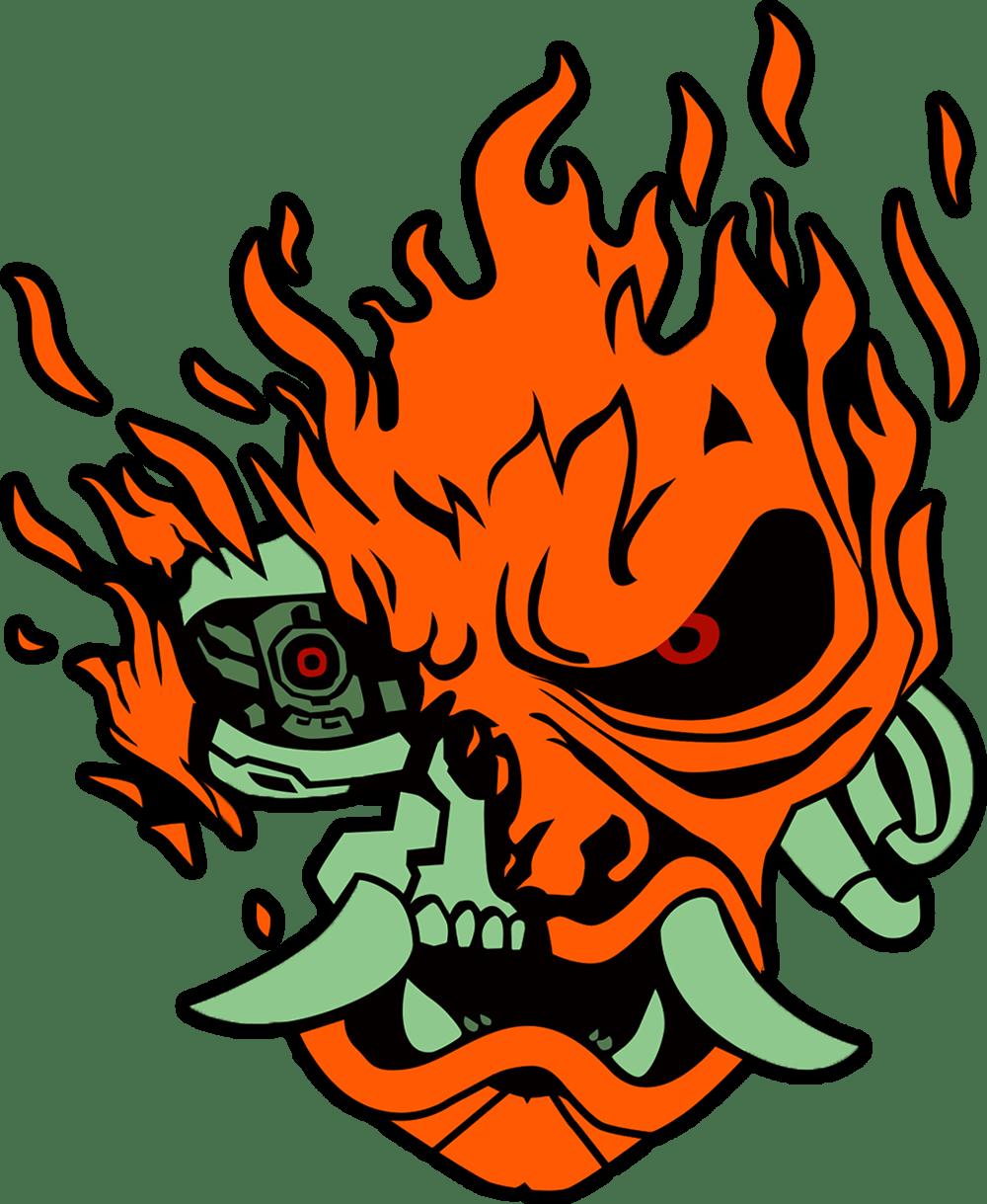 Image of Street Samurai Skull