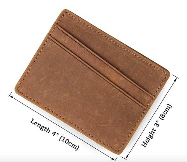 Image of Micro Sleeve Card Wallet