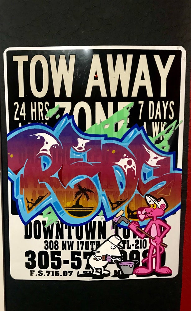 Image of Tow Away