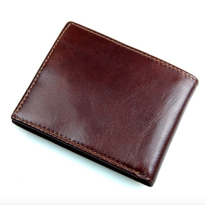 Image of Compact Leather Wallet