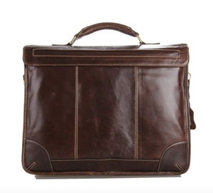 Image of Berlin Leather Bag