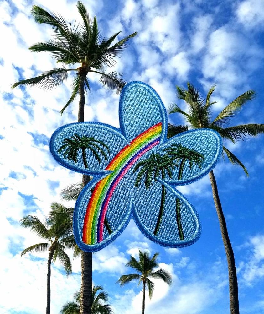 Image of Rainbow Plumeria
