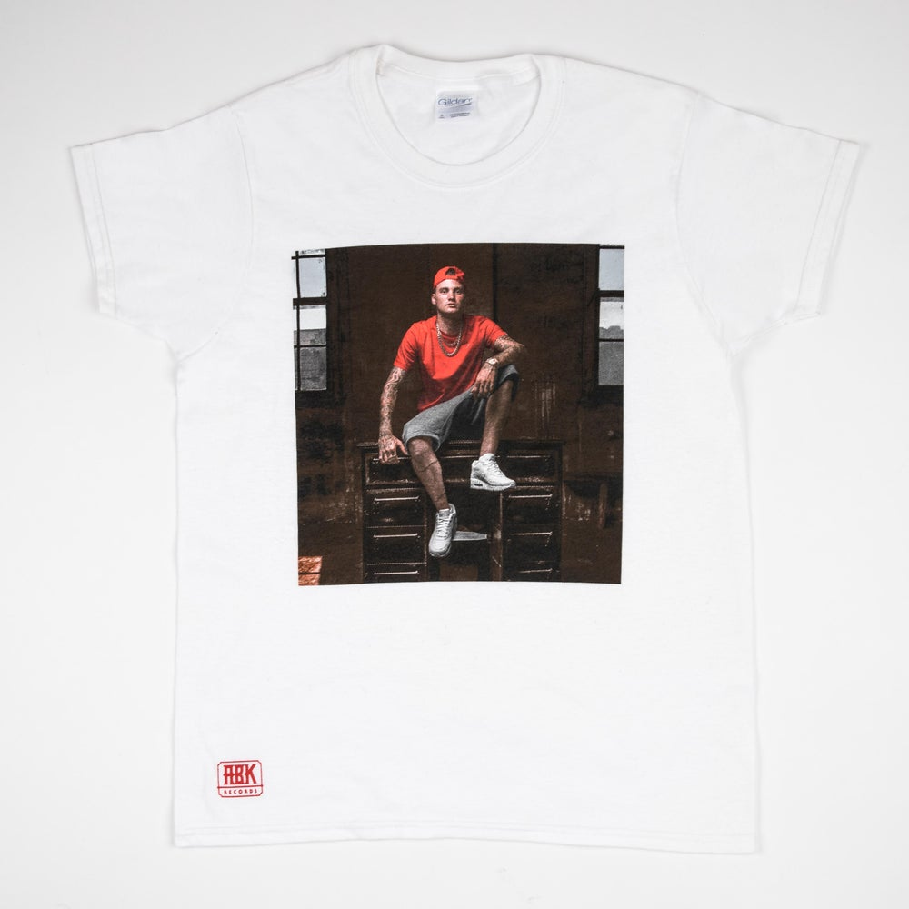 Image of Engraved in the Game Tee White
