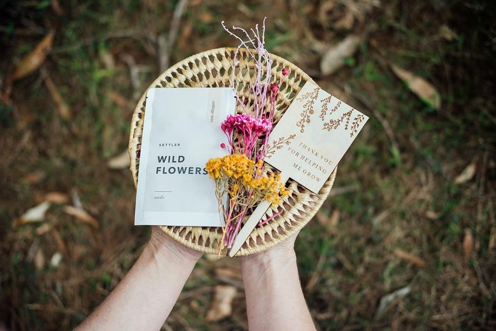 Image of WILDFLOWER TEACHERS GIFT