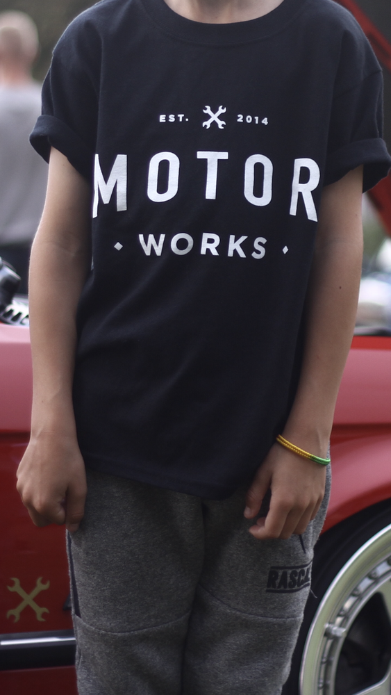 Image of MOTORWORKS KIDS TEE тШая╕П