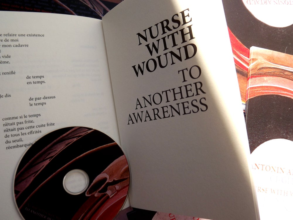 Image of Ci-Gît d'Antonin Artaud / To Another Awareness de Nurse With Wound