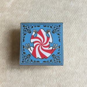 Image of Peppermint Toad Pin