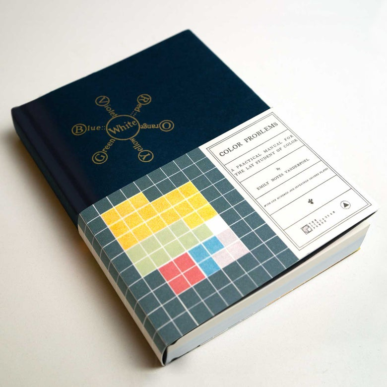Image of HARDCOVER COLOR PROBLEMS by Emily Noyes Vaderpoel