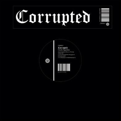 Image of CORRUPTED - Felicific Algorithm / VINYL 12""