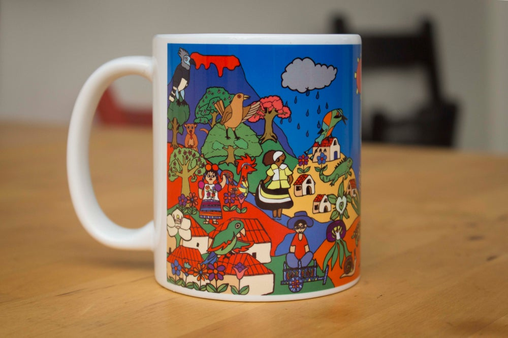 Image of De Centroamérica a Westlake Con Amor Mug