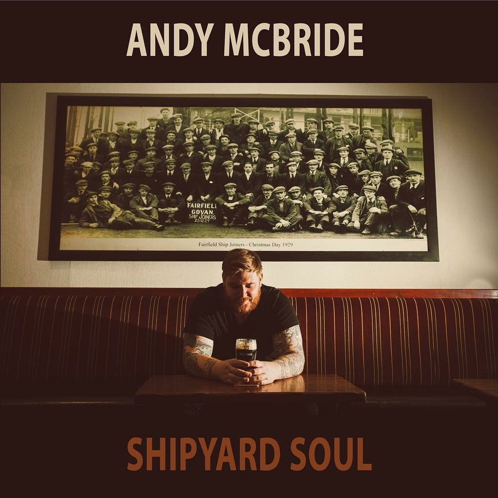 Image of Shipyard Soul Record (CD)