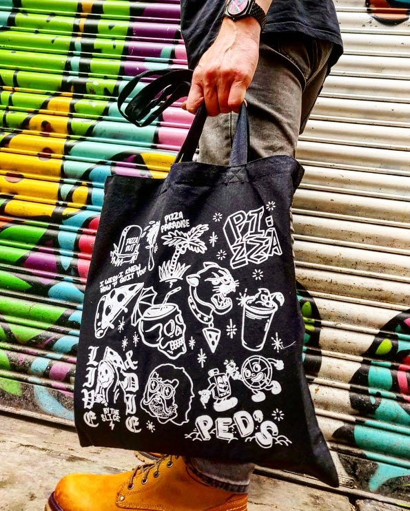 Image of Crazy Pedro's Tote Bag