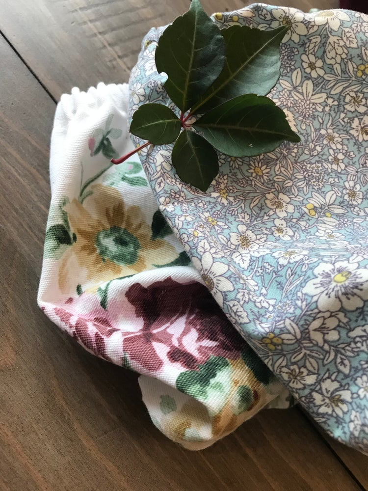 Image of Floral Bloomers - Choice of 3 Fabrics
