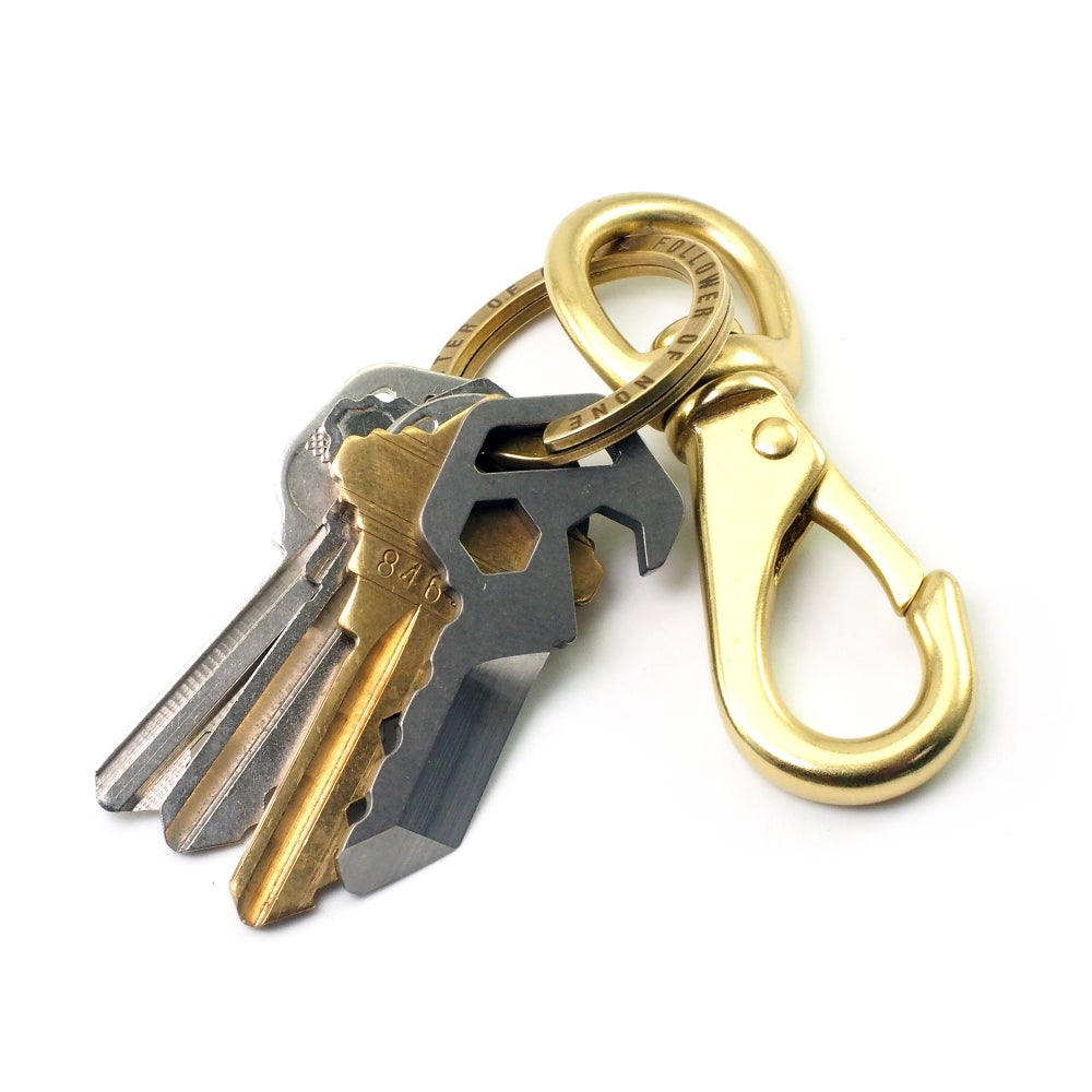 Image of Keychain Snap Swivel