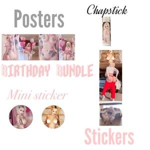 Image of BBB! Barbie's birthday bundle