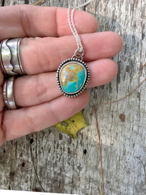 Image of  Virginia Sky necklace