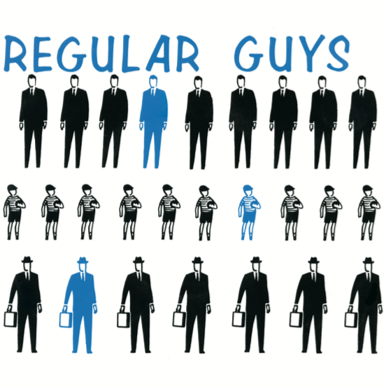 "Image of REGULAR GUYS - It's A Secret 7"" EP (Meanbean MB009, 2018) CANADIAN IMPORT"
