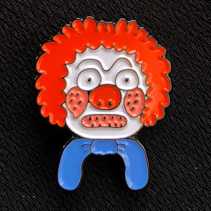 Image of (Mark Todd) Scootbum Larry the Clown