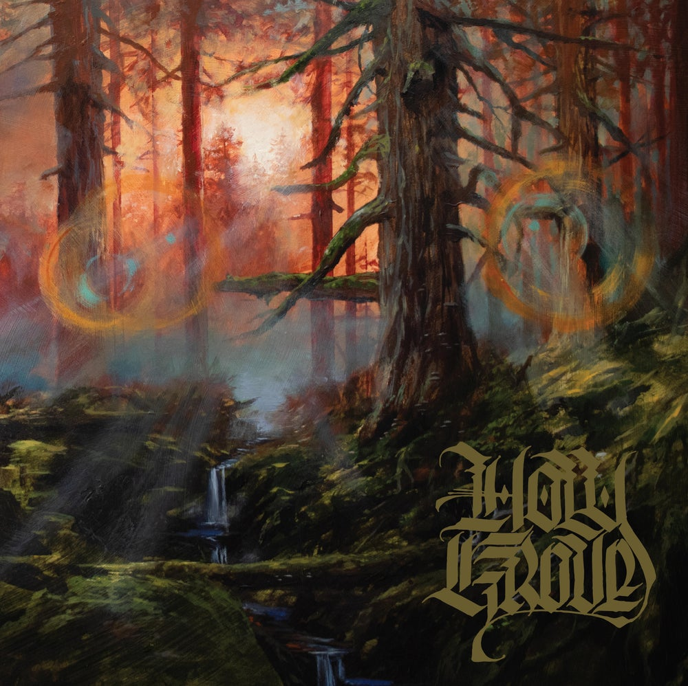 "Image of Holy Grove - Holy Grove II ""Midnight Blackest"" Edition Black Vinyl LP"