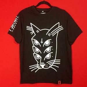 "Image of ""Kitty Cult"" Premium Unisex  T-shirt"