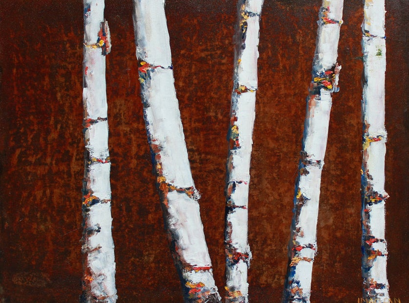 Image of - Five Birch -