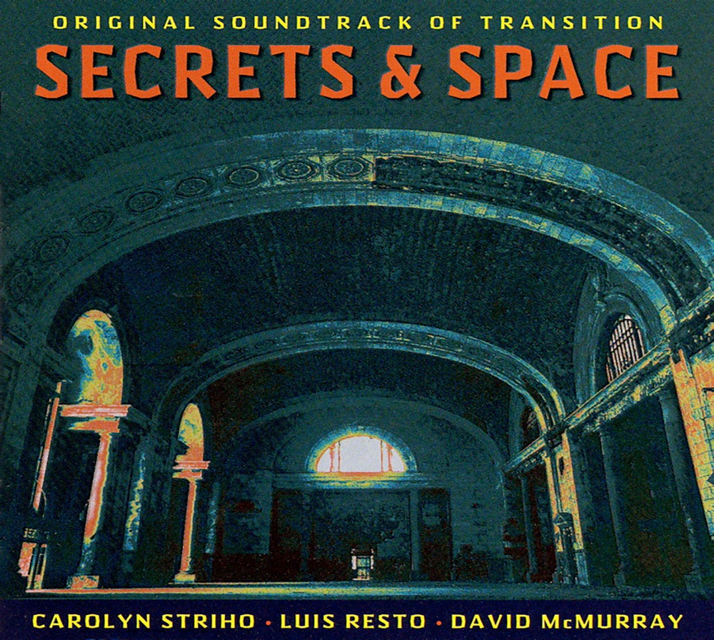 Image of SECRETS & SPACE: ORIGINAL SOUNDTRACK OF TRANSITION (CD)