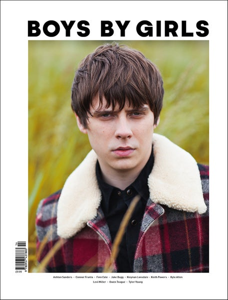 Image of BOYS BY GIRLS ISSUE 14 | THE DREAMERS | PRINT ISSUE | JAKE BUGG COVER