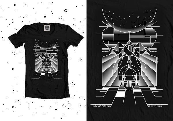 Image of Ride to Nowhere or Anywhere / Unisex