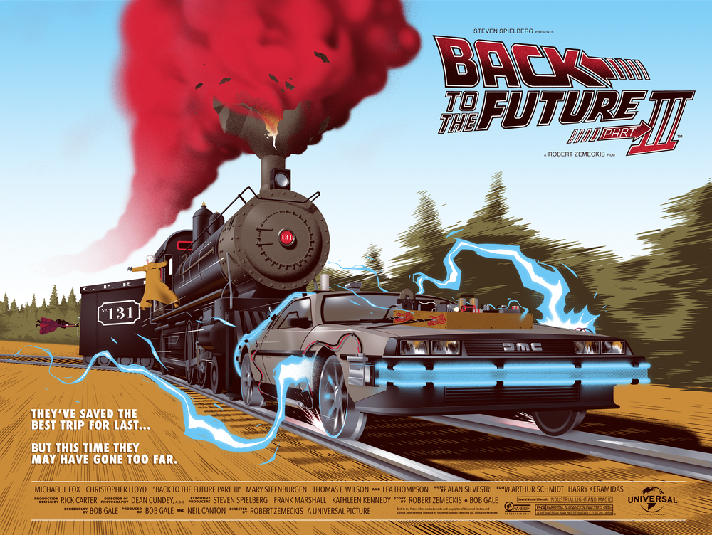 Image of Mondo - Back to the Future pt. III