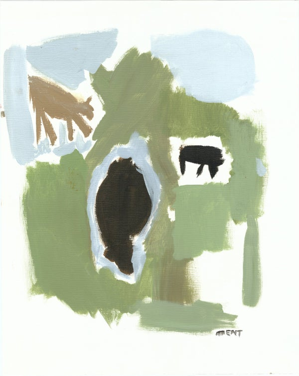 Image of Cows - Print