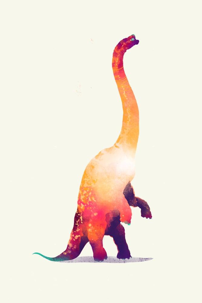 Image of Cotton Candy Dinosaurs