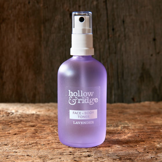 Image of face + body toner | LAVENDER