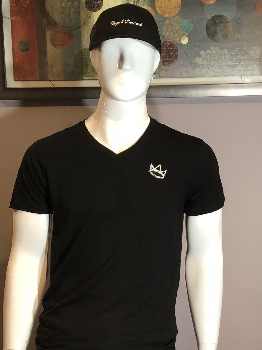 Image of Heir to the Throne(Embroidered Tees)